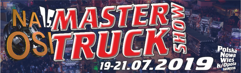 Master Truck Show 19-21.07.2019